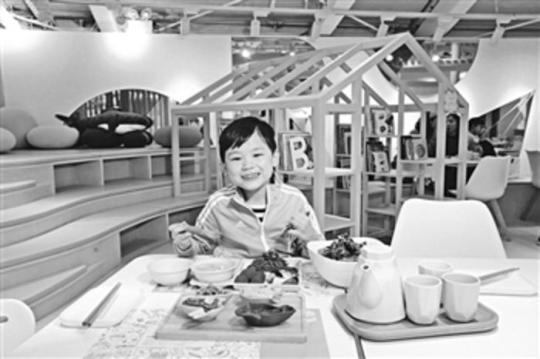 """儿童消费市场活跃 饮食健康问题受重视 儿童餐市场如何才能""""长大""""?"""