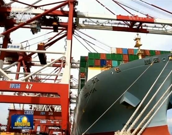 稳中提质前4个月外贸增长4.3%