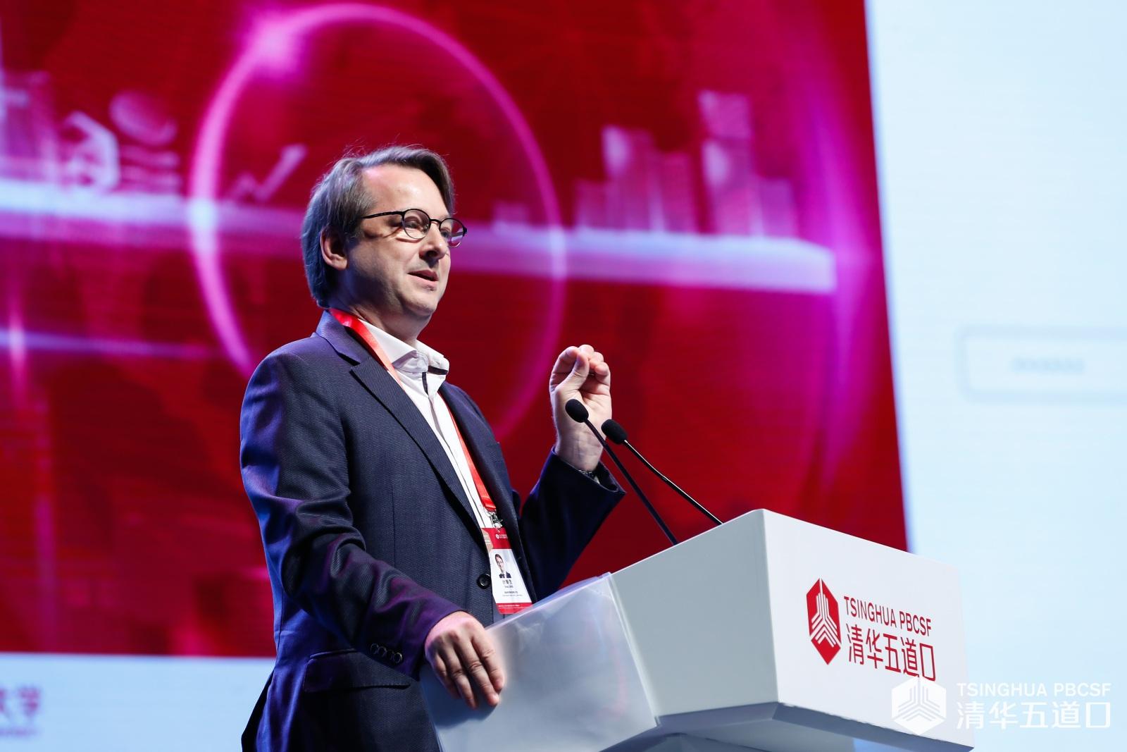 计葵生:科技对金融的影响速度会越来越快