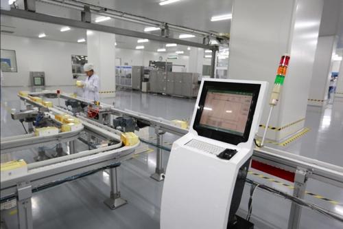 二维码扫描系统,可实现产品的全流程追溯
