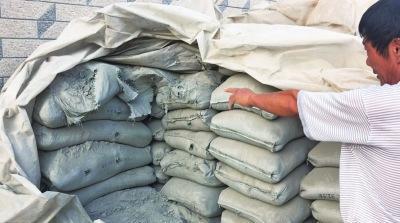 """调查:水泥来自一个厂包装有""""弱""""还有""""强""""?"""
