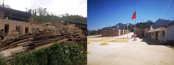 在有限的时间里尽最大的努力 90后小伙儿李舒帆在垭口寨村的驻村