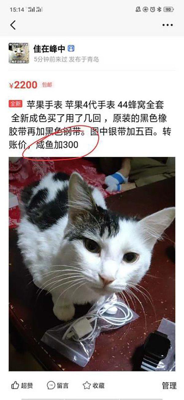 他曾要求卖家直接哈尔滨奢侈品回收在闲鱼上进行交易