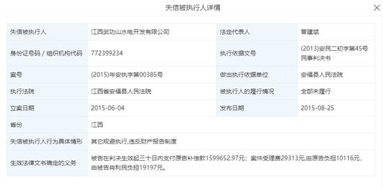 """龙头山水电站建设近10年未能发电遭质疑 浙富控股否认""""给股东带"""