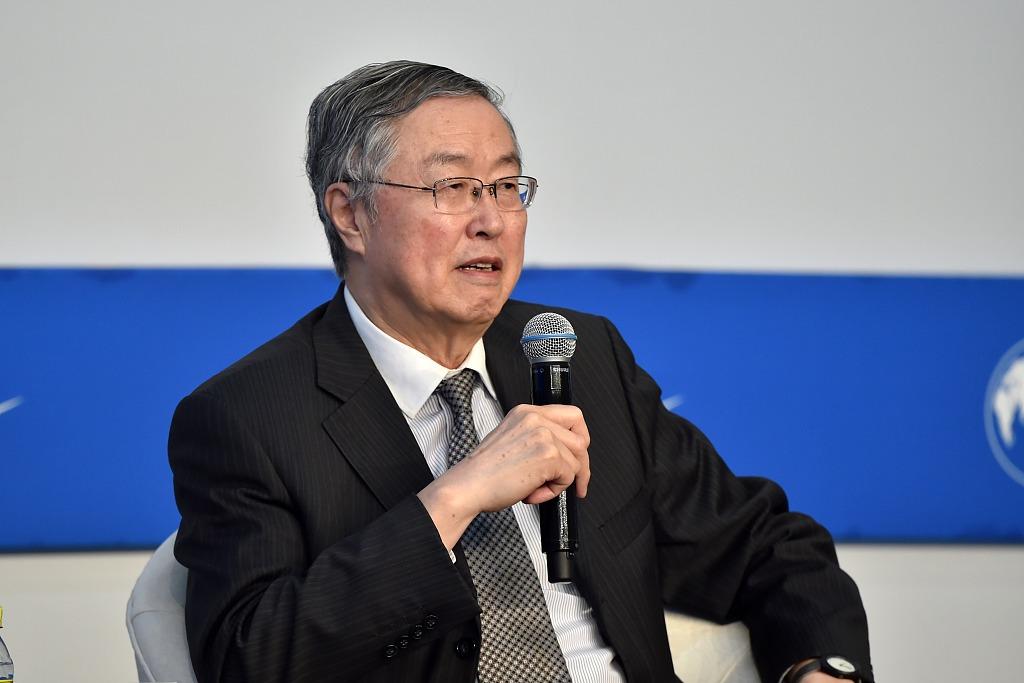 周小川谈普惠金融:风控和监管仍然是至关重要的环节