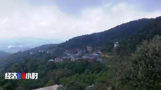 勐海县格朗和乡半坡老寨