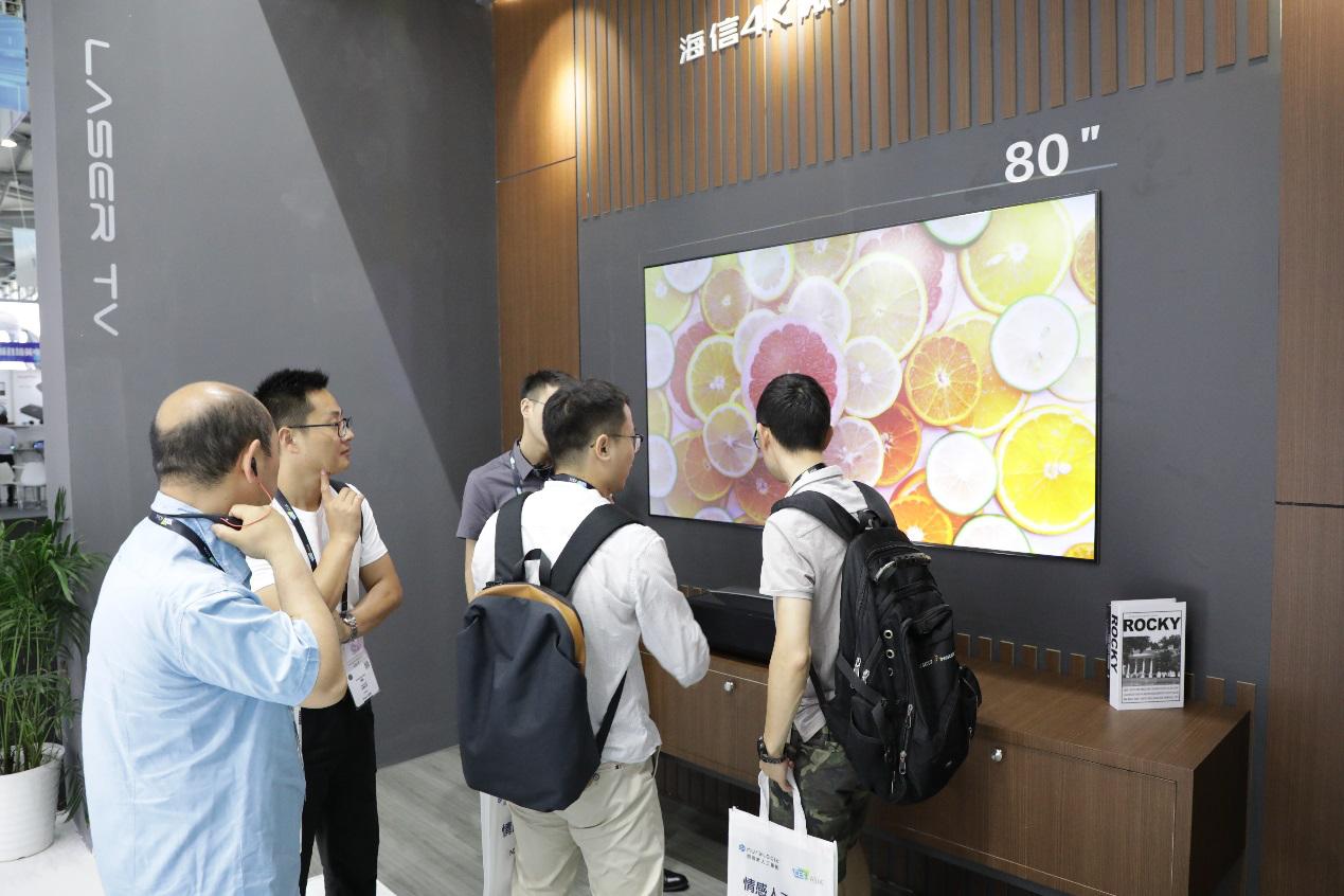 中怡康:彩电畅销榜单前20海信占了一半多