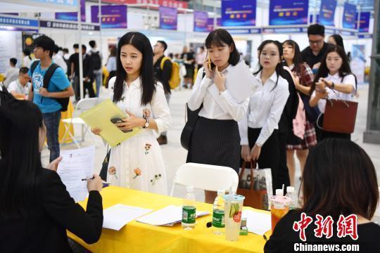 稳就业提前交卷!中国提前完成全年新增就业目标