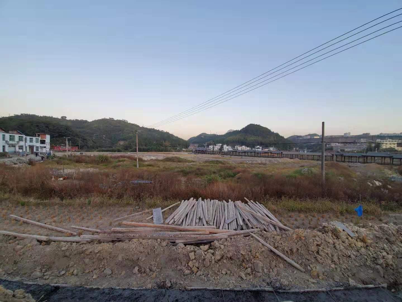 污水处理厂原拟建地征用后闲置至今