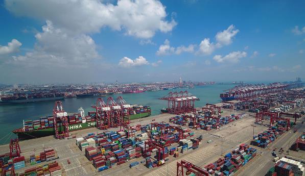 外资稳定增长外贸稳中提质
