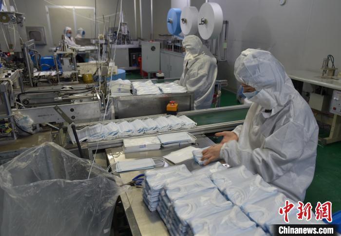 江西开展防疫物资产品质量和市场秩序专项整治行动