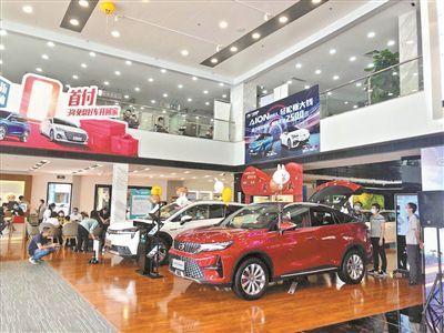 刺激政策显效5月国内汽车销售现11个月以来首涨