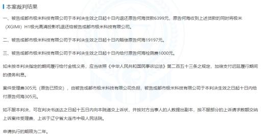 """钟波的上市""""局"""":极米深陷专利纠纷、质量投诉不断 恐折戟科创版门外"""