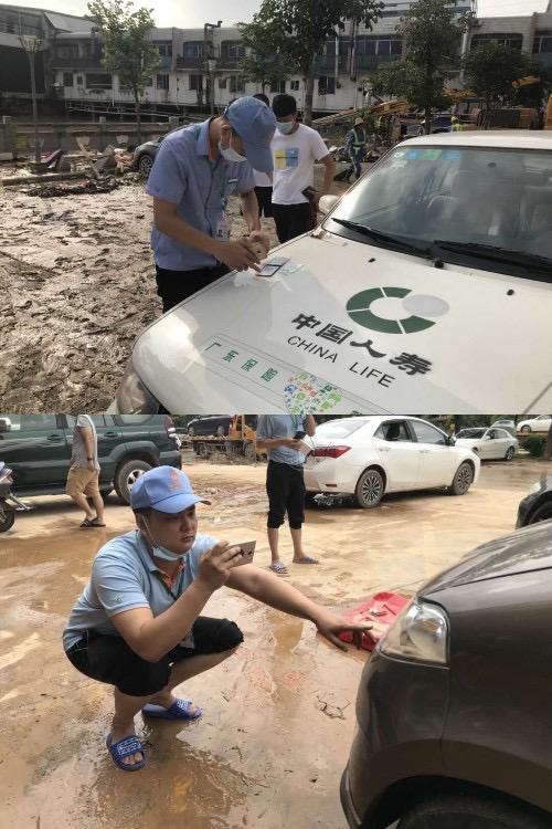 中国人寿财险多措并举快速应对南方暴雨灾情