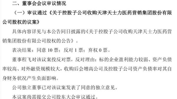 图源:重药控股:第七届董事会第三十四次会议决议公告