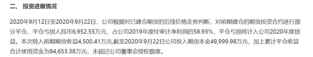 """""""期货大王""""秦安股份亏了 此前21次平仓全部获利赚了近8亿"""
