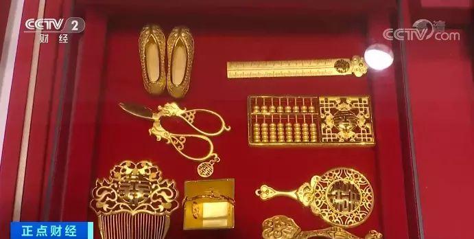 8月份全国黄金消费环比增加近4成 黄金消费提前升温