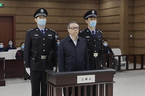 中国华融原董事长赖小民二审宣判:维持死刑原判