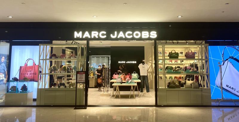 安徽首家MARC JACOBS入驻合肥银泰中心