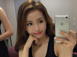 韩国普拉提美女走红 秀性感腹肌网友求约