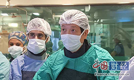 """阜外医院舒畅:血管上的""""炸弹""""——主动脉夹层"""