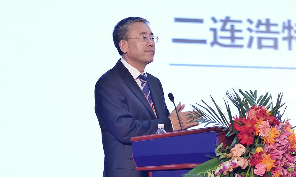 内蒙古自治区锡林郭勒盟委委员、二连浩特市委书记、市长田永