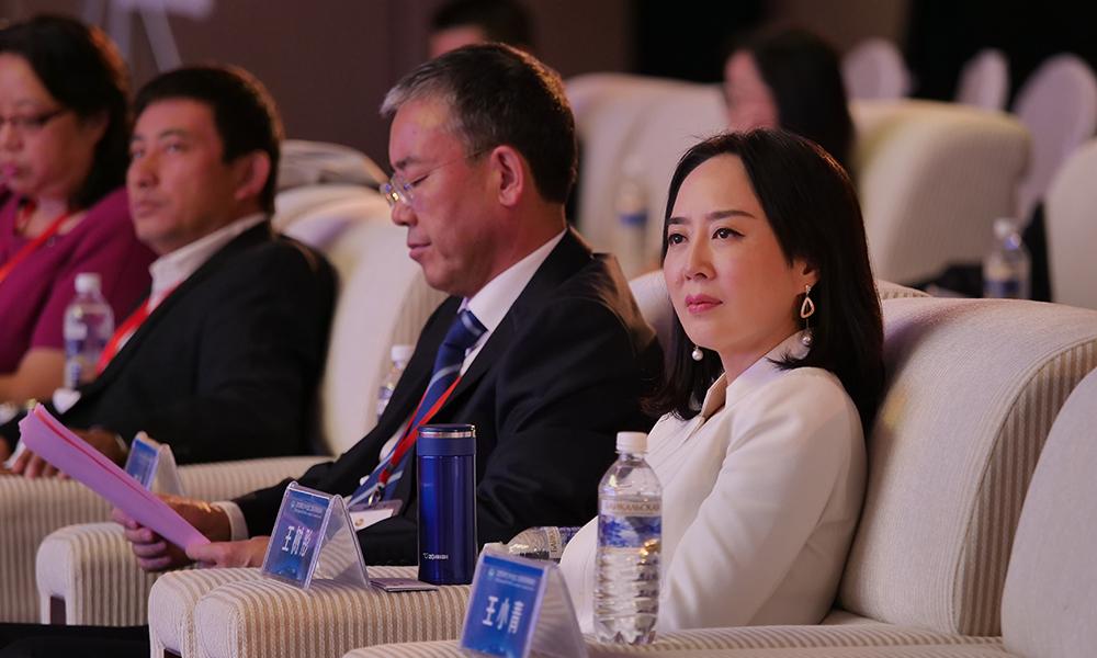 敦煌网创始人、CEO王树彤