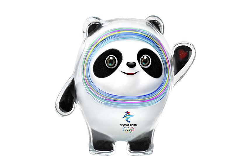 北京冬奥会吉祥物发布