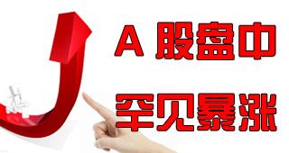 """光大证券""""乌龙指""""导演A股离奇暴涨"""