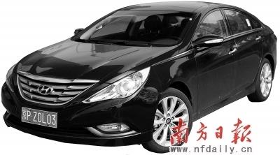 城市猎人:试驾北京现代索纳塔2.4l_财经_中国网
