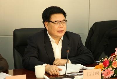 中航集团总经理兼国航董事长王昌顺(资料图)