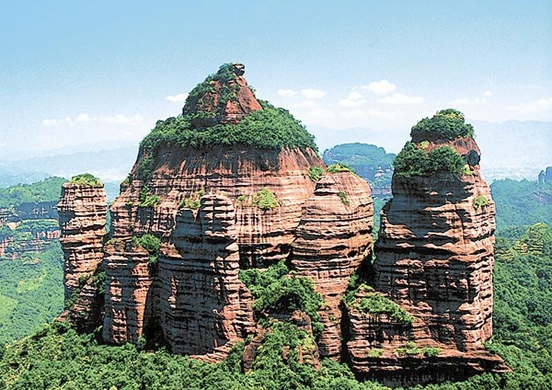 滚动新闻 正文       进入5月,甘肃省平凉市崆峒山景区迎来旅游高峰