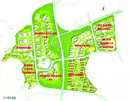 福建安溪县城地图