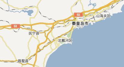 河北秦皇岛抚宁县地理位置