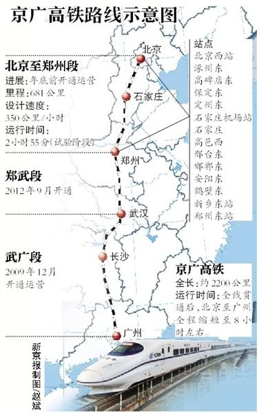 北京旅游景点地图路线