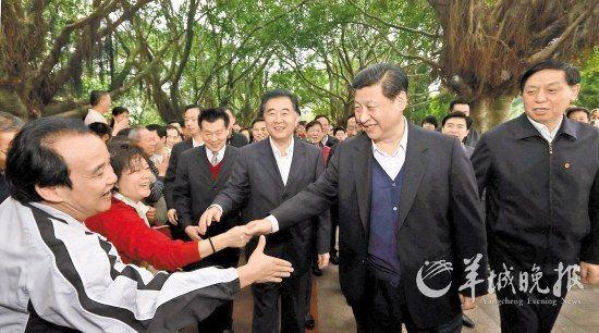 习近平:广东要先行先试不负重托 当好改革探路者