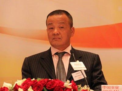 中国平安董事长马明哲(资料图)-上市险企高管人均年薪668万元 马明