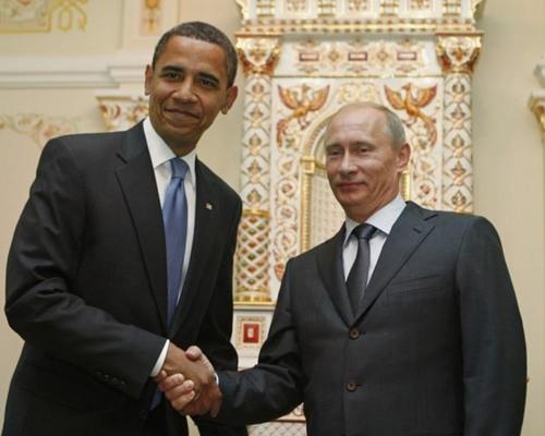 奥巴马将于9月访问俄罗斯 参加g20峰会(图)图片
