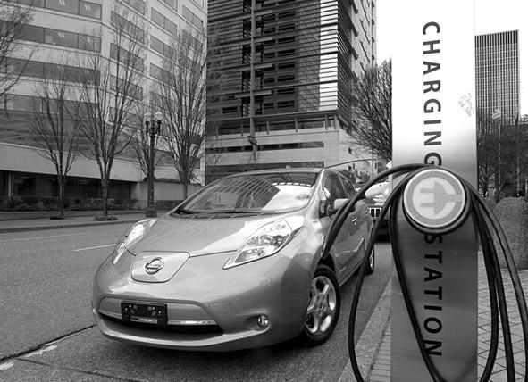 美国的电动汽车市场