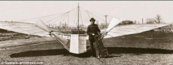 著名航空杂志称莱特兄弟并非飞行第一人