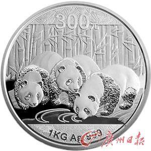 西瓜子粘贴画图片大全-熊猫金币春节后跌价3成 1盎司银币跌幅达52