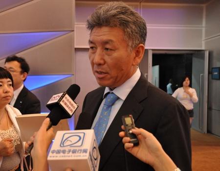 东软集团董事长兼CEO刘积仁 创业先要修身