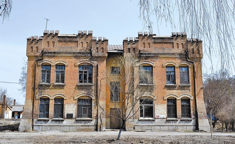 中东铁路时期的老建筑