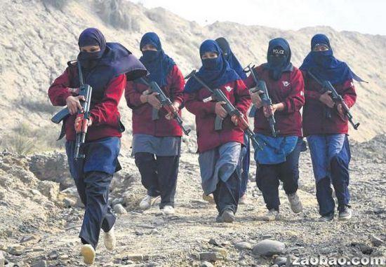 巴基斯坦加强对塔利班攻势