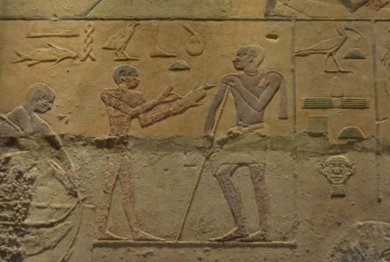 这与埃及人认为的雕刻图片
