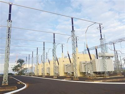 特高压直流输电项目建设