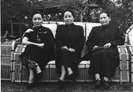 两岸收藏者300余件收藏展出 宋氏三姐妹上海重聚图片