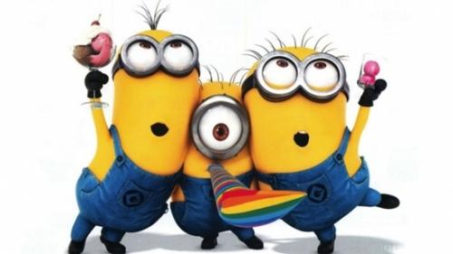 萌萌哒:大型小黄人主题乐园将在日本开幕(图)