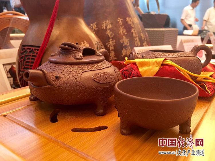聚焦 中国手艺 创意设计比赛 传统文化元素夺目吸睛