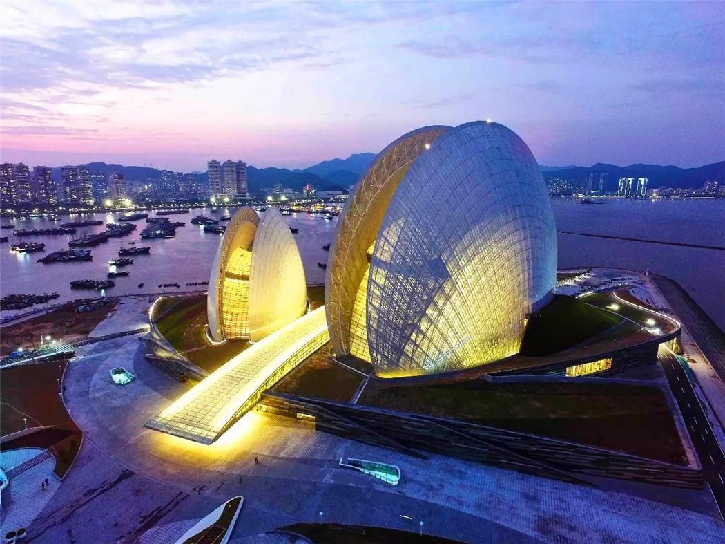 北京市建筑设计研究院:中国唯一海岛歌剧院设计显匠心